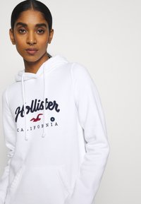 Hollister Co. - Hoodie - white - 3