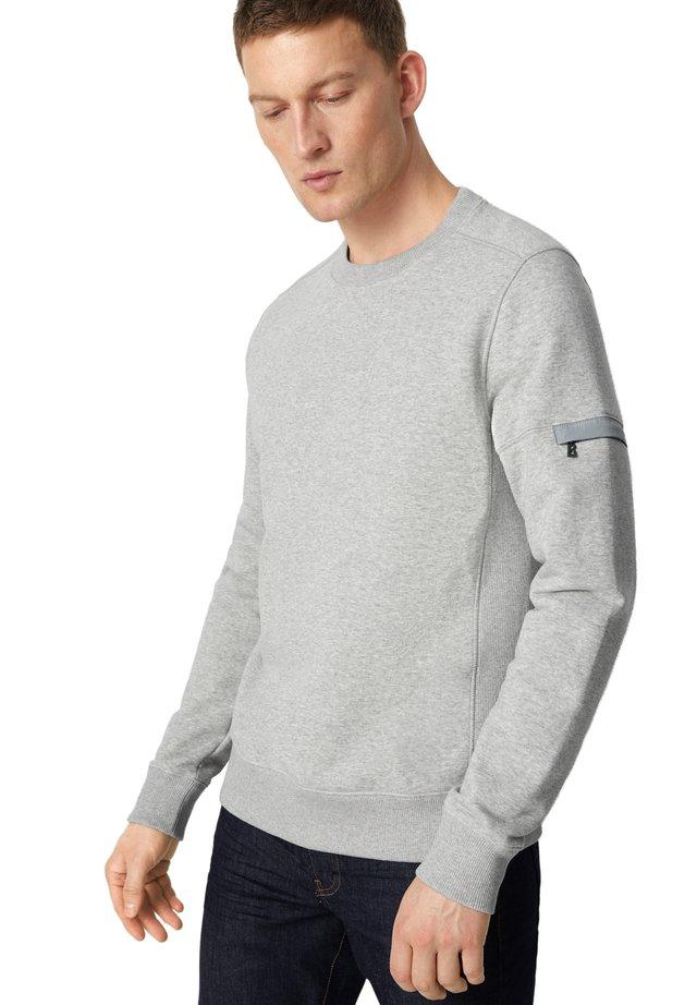 JORIS - Sweatshirt - hellgrau