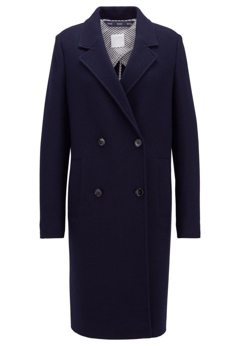 BOSS - OREATH - Short coat - open blue