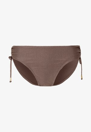 COCO BEACH ADJUSTABLE BRIEF - Bikini bottoms - nude