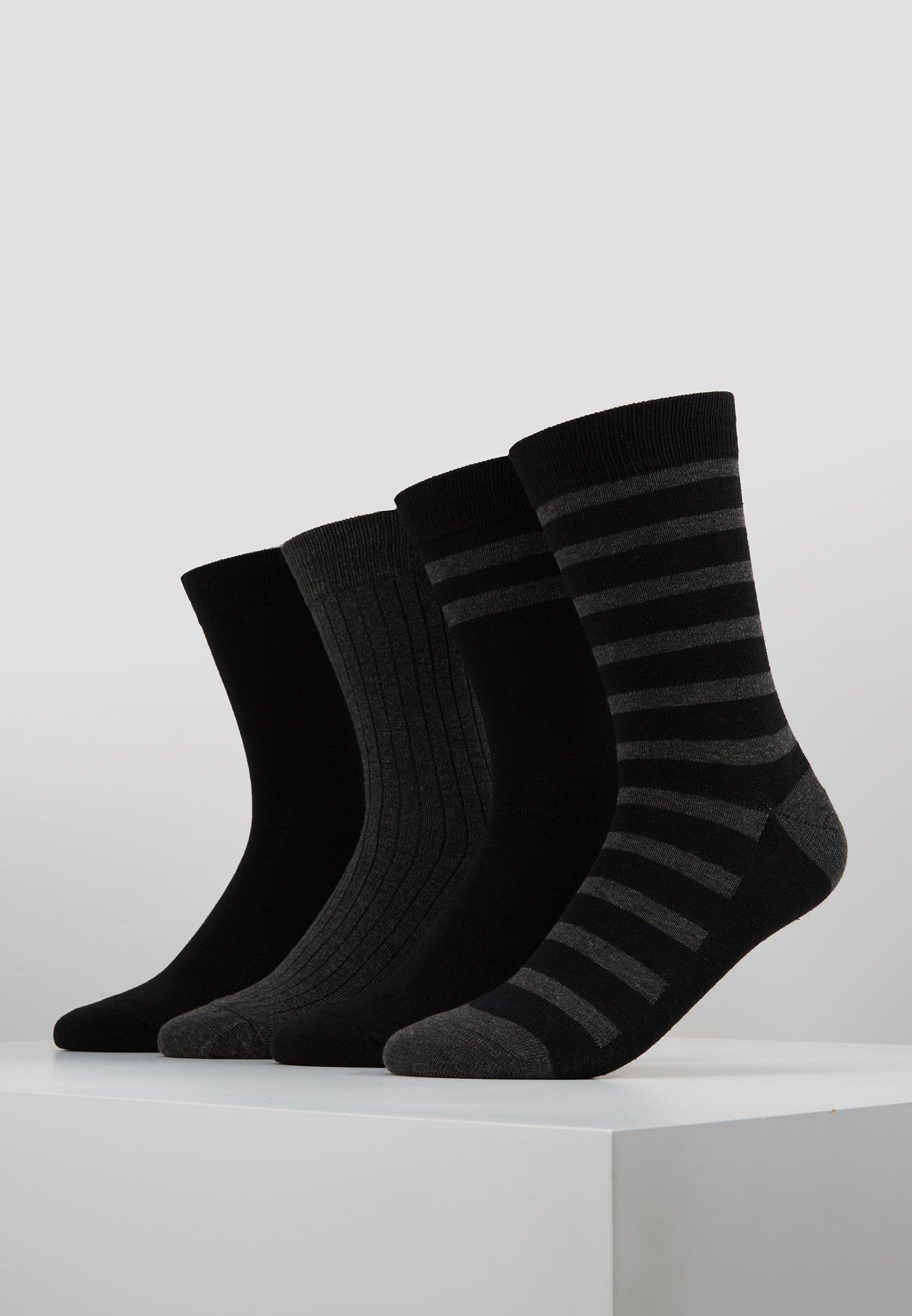 Men CREW SOCKS ECO DIM STYLE 4 PACK - Socks