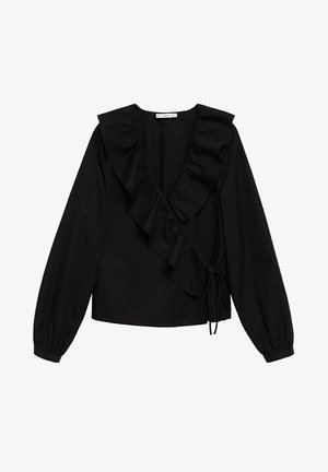 CRUZ - Blouse - black
