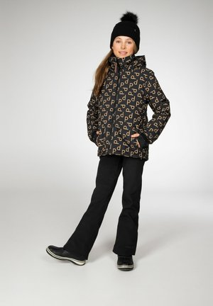 CANDY JR  - Snowboard jacket - true black