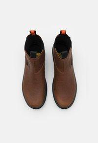 Palladium - PALLATROOPER CHE WP UNISEX - Classic ankle boots - brown - 3