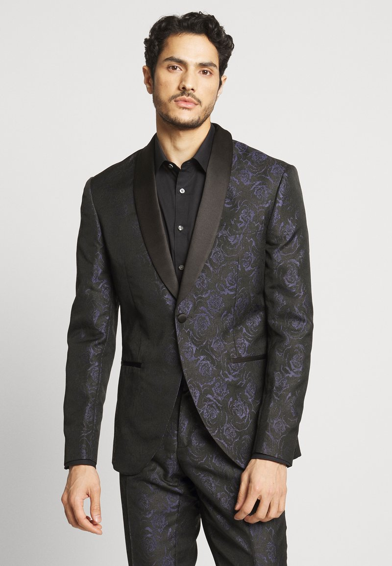 Isaac Dewhirst - TUX - Completo - black