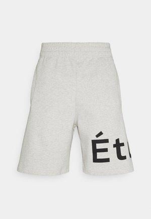 TEMPERA - Teplákové kalhoty - heather grey