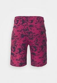 adidas Golf - ULTIMATE 365 CAMO SHORT - Sports shorts - wild pink - 1