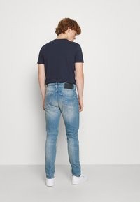G-Star - 3301 SLIM - Slim fit jeans - azure stretch denim - 2