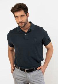 Fynch-Hatton - SUPIMA  - Polo shirt - navy - 0
