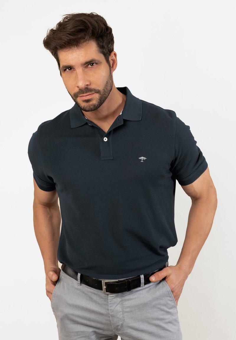 Fynch-Hatton - SUPIMA  - Polo shirt - navy