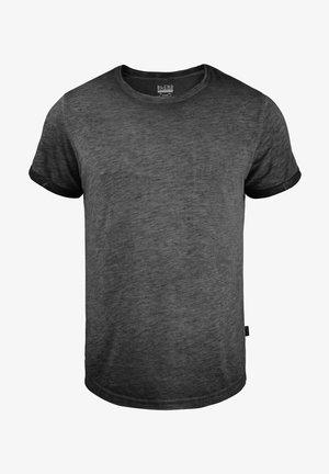 MINO - Basic T-shirt - black