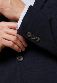 Ben Sherman Tailoring - STRUCTURE SUIT - Kostuum - navy - 9