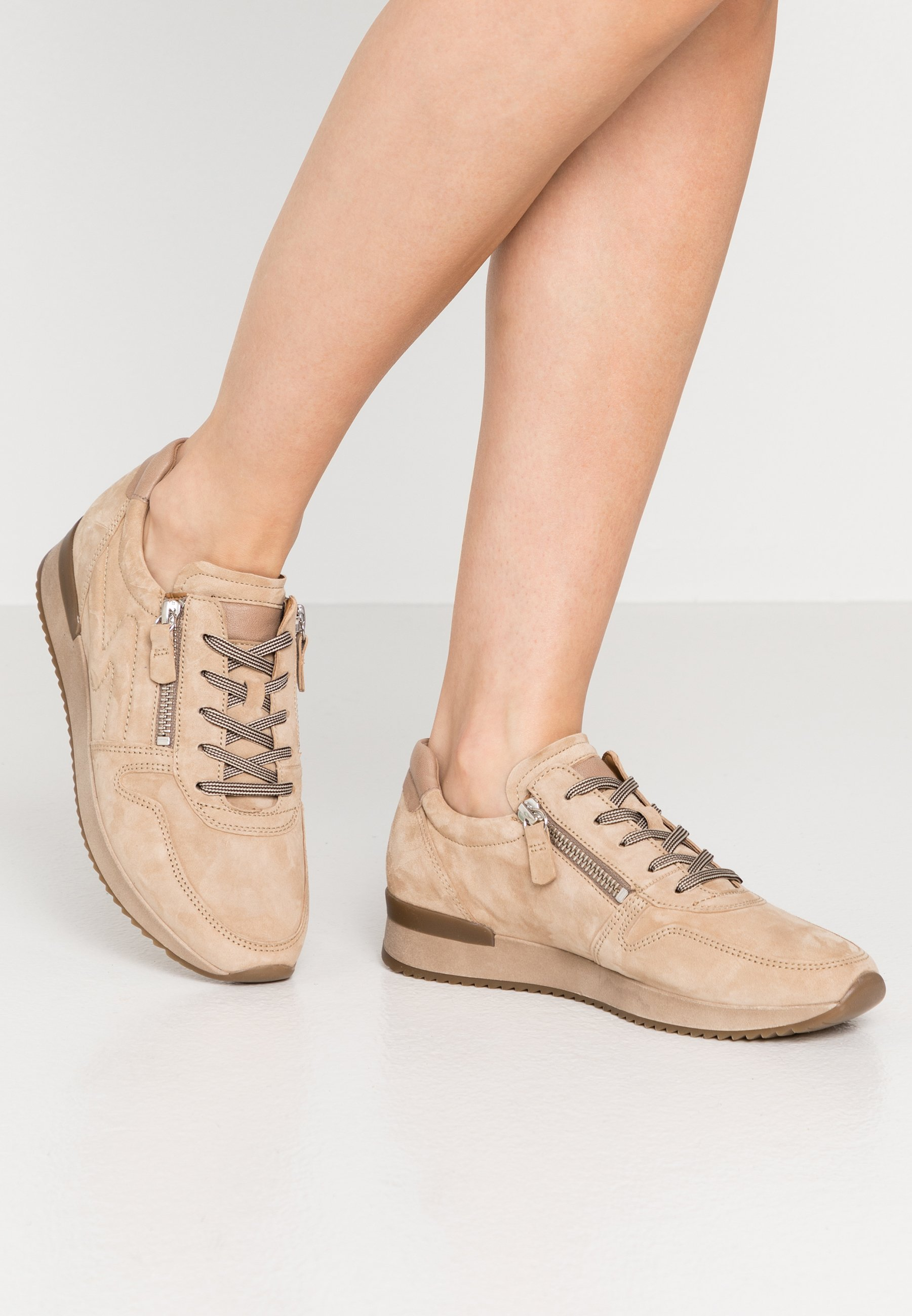 Clean And Classic Recommend Cheap Women's Shoes Gabor Trainers desert n9NwcMNVf 7PzFFQSpi