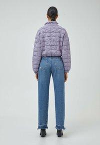 PULL&BEAR - Light jacket - mauve - 2