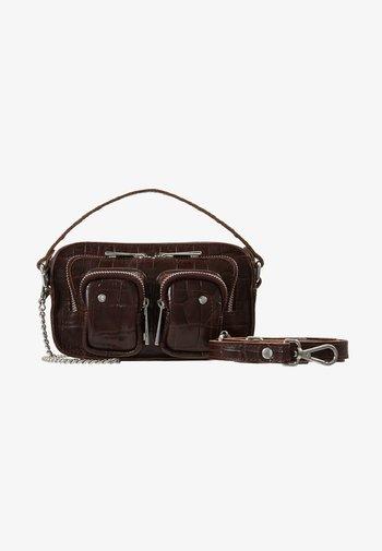HELENA - Handbag - brown