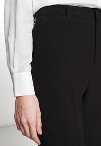Filippa K - REGINA TROUSER - Trousers - black - 4