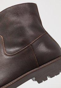Zign - Stivali da neve  - brown - 5