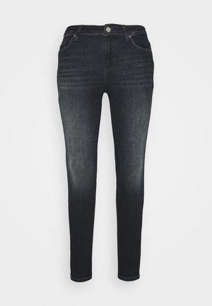 ONLSHAPE LIFE - Skinny džíny - black denim