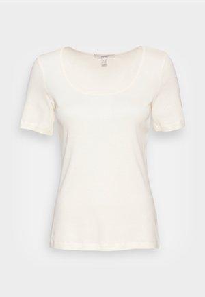 COO F IB - Basic T-shirt - off white