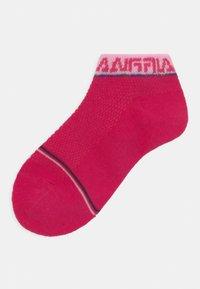 Fila - JUNIOR GIRLS INVISIBLE 9 PACK - Ponožky - white/ice cream/lollipop - 1
