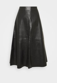 Freequent - HARLEY - A-line skirt - black - 0