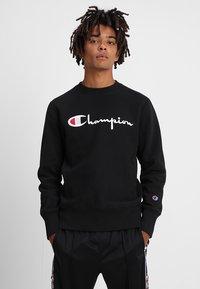 Champion Reverse Weave - Collegepaita - black - 0