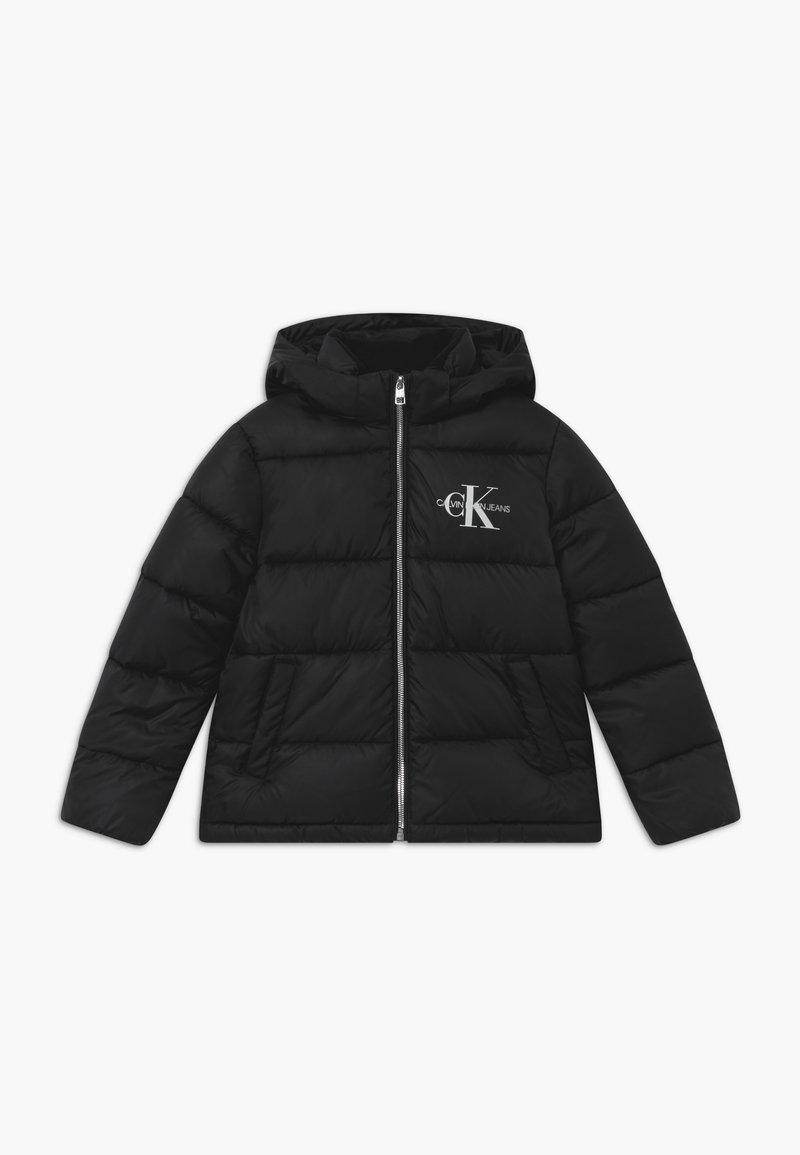 Calvin Klein Jeans - ESSENTIAL PUFFER  - Zimní bunda - black
