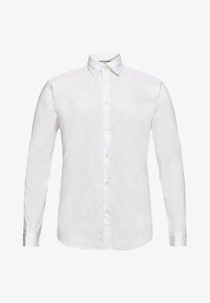 MIT MECHANISCHEM STRETCH - Formal shirt - white