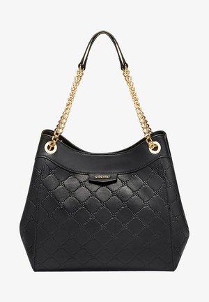 CARA - Shopping bag - black