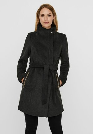 Trench - dark grey melange