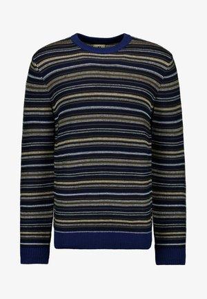 Jersey de punto - intense blue