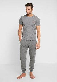 Diesel - 3 PACK - Pyjama top - grey/black/white - 0