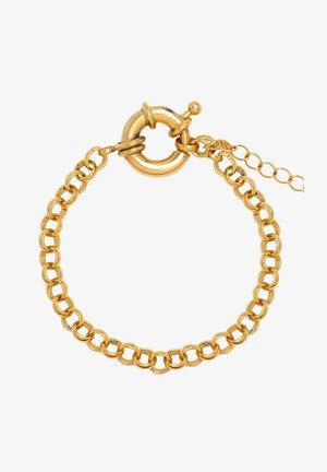 NAVY - Armband - gold