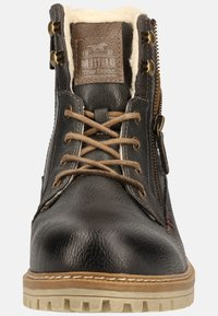 Mustang - Lace-up ankle boots - graphit - 5