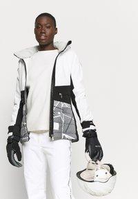 Icepeak - ELY - Ski jas - optic white - 5