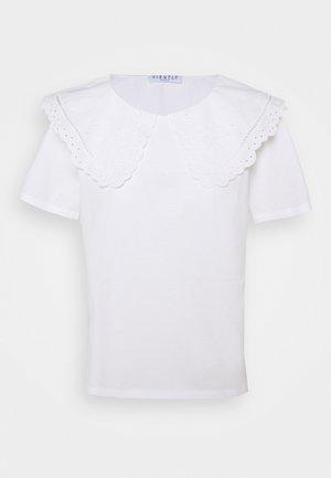 TREFLE - Print T-shirt - ecru