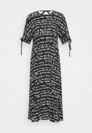 PUGNALE - Day dress - schwarz