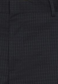 Calvin Klein Tailored - TONAL GRID CHECK EXTRAFINE SUIT - Suit - navy - 9