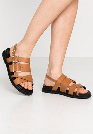 JOY - Sandals - tan