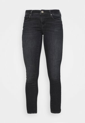 ONLSHAPE LIFE SKINNY - Jeans Skinny - blue black