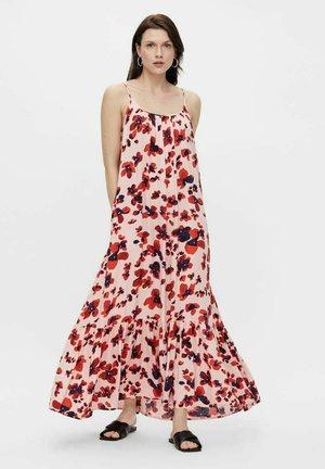 YASBAMELIA - Maxi dress - english rose