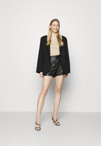 Guess - SIDNEY - Shorts - jet black - 1