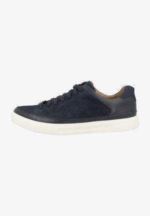 Sneakers laag - navy combi