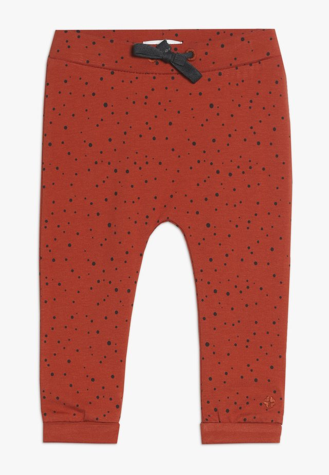 PANTS COMFORT BOBBY - Stoffhose - spicy ginger
