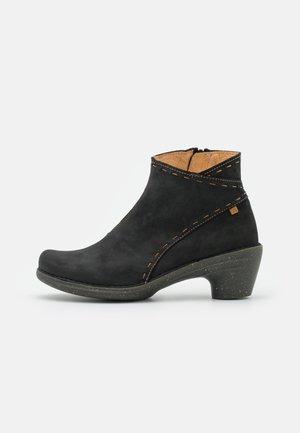 Korte laarzen - pleasant black