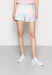 Abercrombie & Fitch - PRIDE SHORT - Shorts - light tie dye - 0