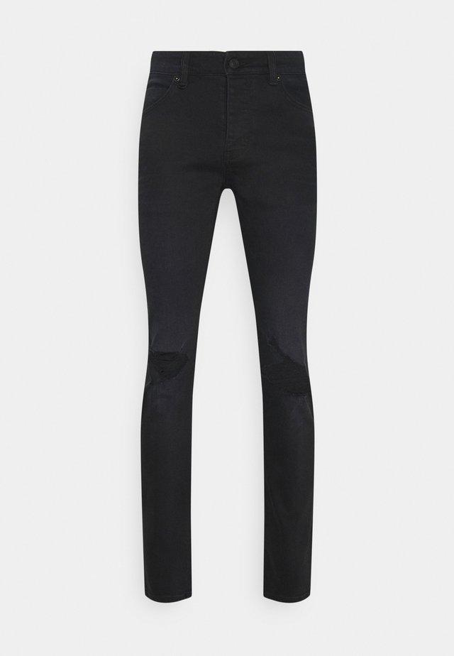 IGGY SKINNY - Jeans Skinny Fit - black denim