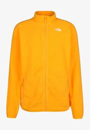 Fleece jacket - summit gold
