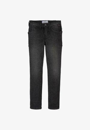 Slim fit jeans - black denim|black
