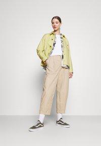 Dickies - TOCCOA - Denim jacket - mellow green - 1